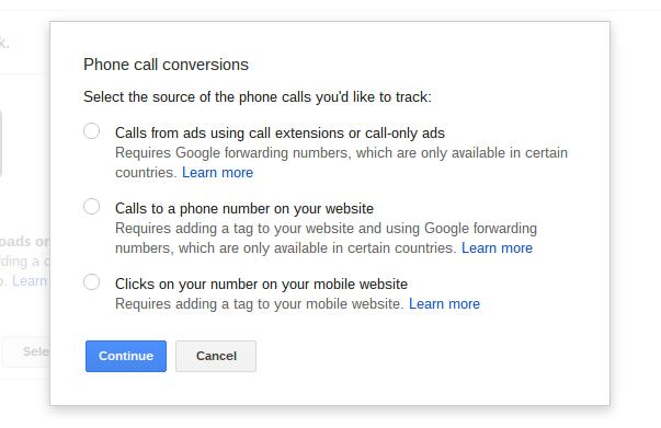 call-conversions