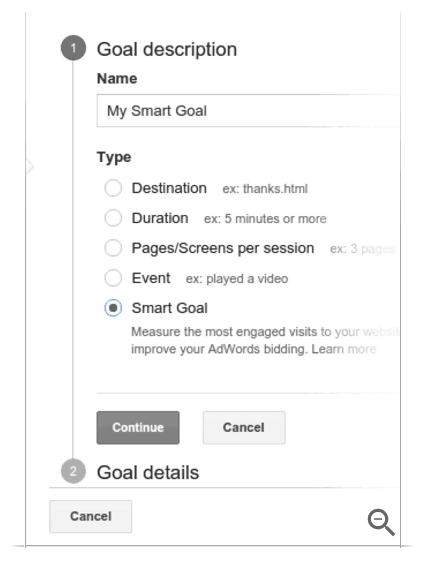 name-goal