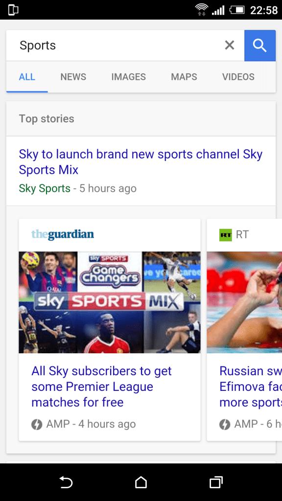 sport-search