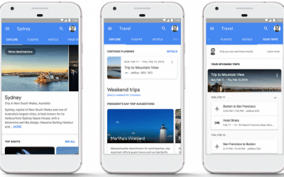 Travellers Can Now Book Flights and Hotels Directly from Google Search