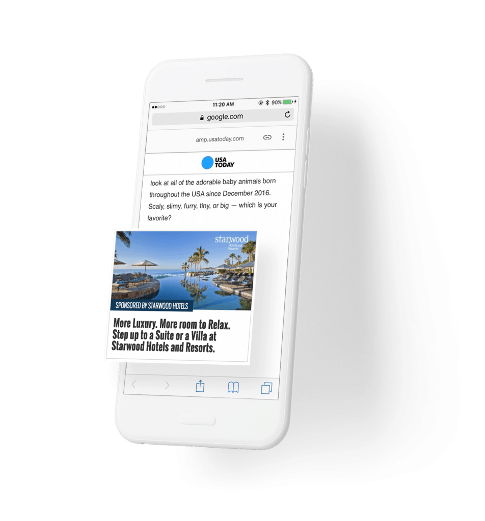 Google Is Serving 11X More AMP Display Ads Than It Did In